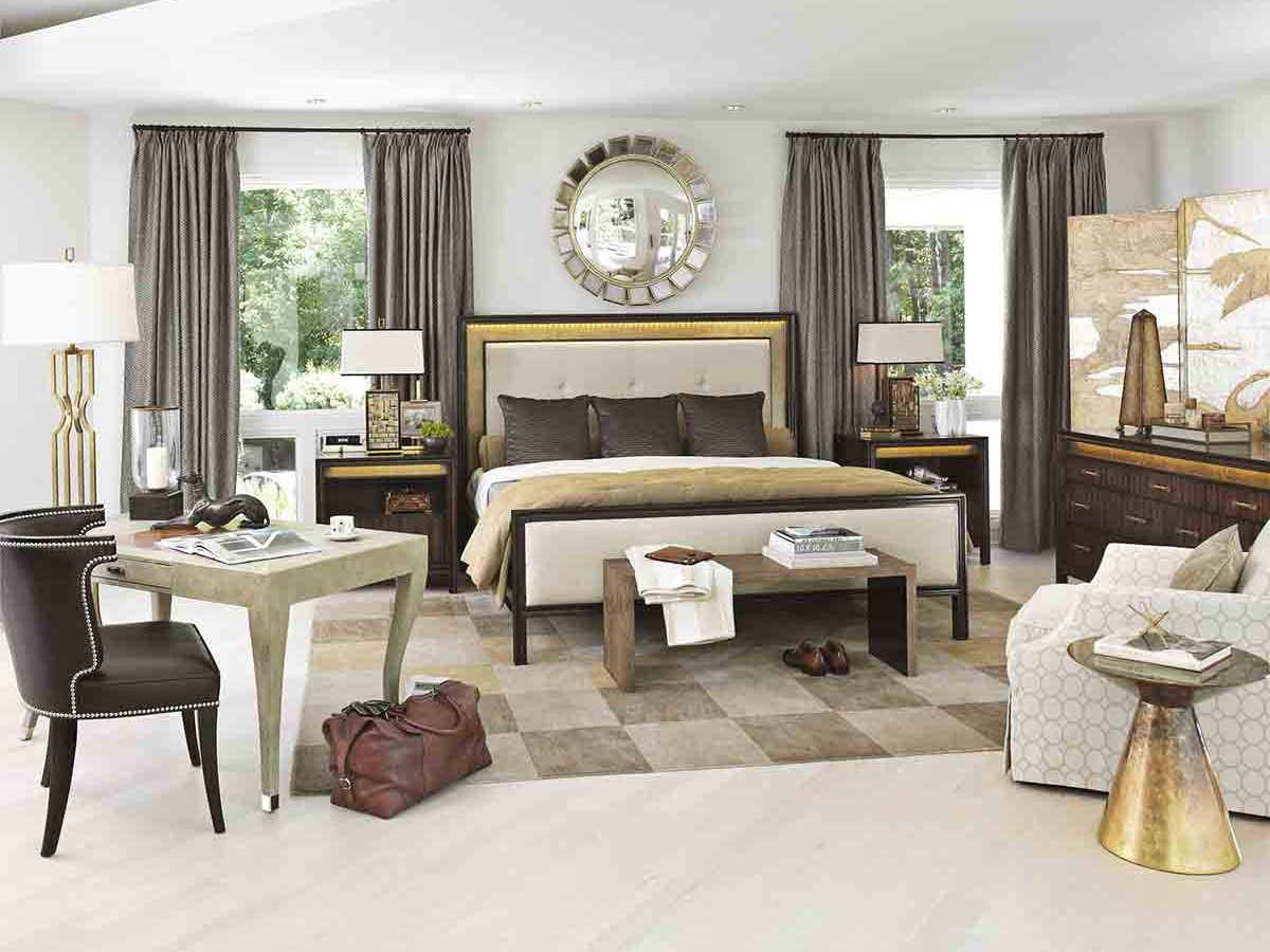 Luxury Exclusive Contemporary Bedroom Furniture