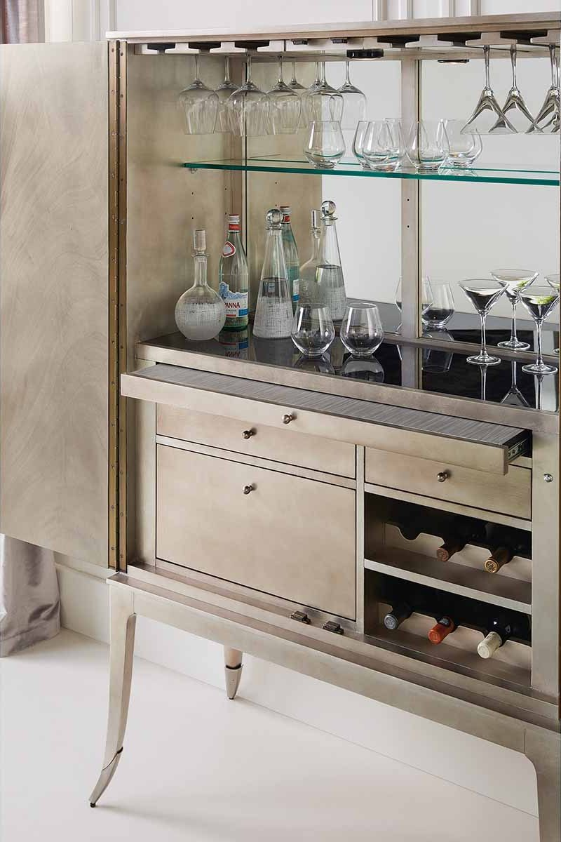 Living Room Drinks Cabinet | Contemporary Luxury Exclusive Modern Handcrafted Designer Furniture | Sandton Johannesburg