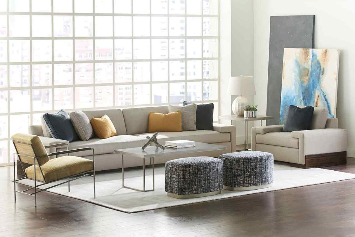Living Room Sectional Sofa | Contemporary Luxury Exclusive Designer Furniture | Johannesburg