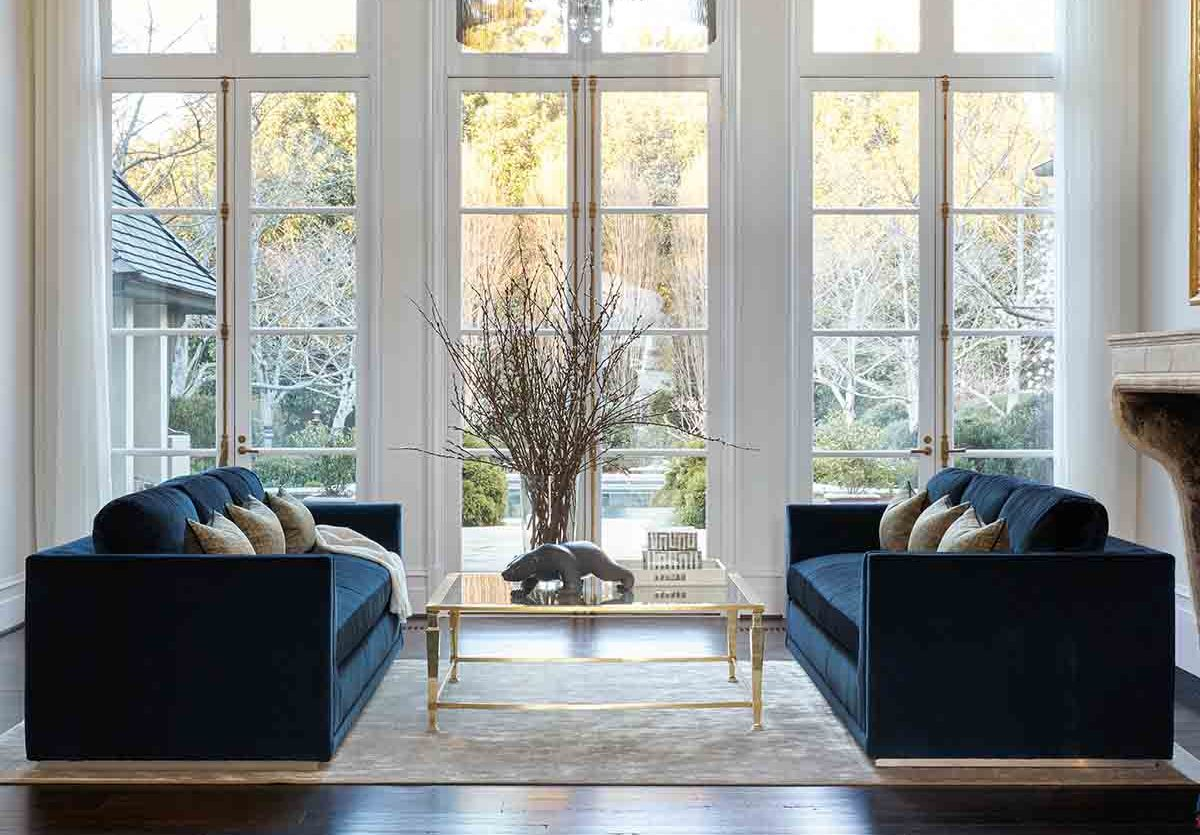 Luxury Exclusive Contemporary Living Room Furniture